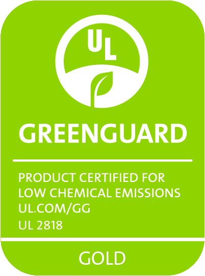 Certifikace Greenguard pro ThermoShield