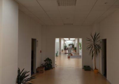Interier ZŠ Praha 9 II